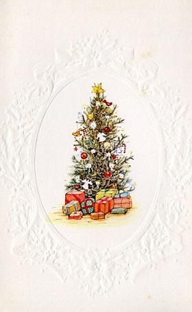 Cartoline Di Natale Vintage Da Stampare.Brocante Viola Vintage Cartoline Di Natale Vintage