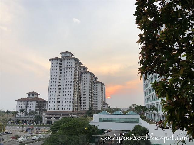Makan Nyonya, Estadia Hotel Melaka