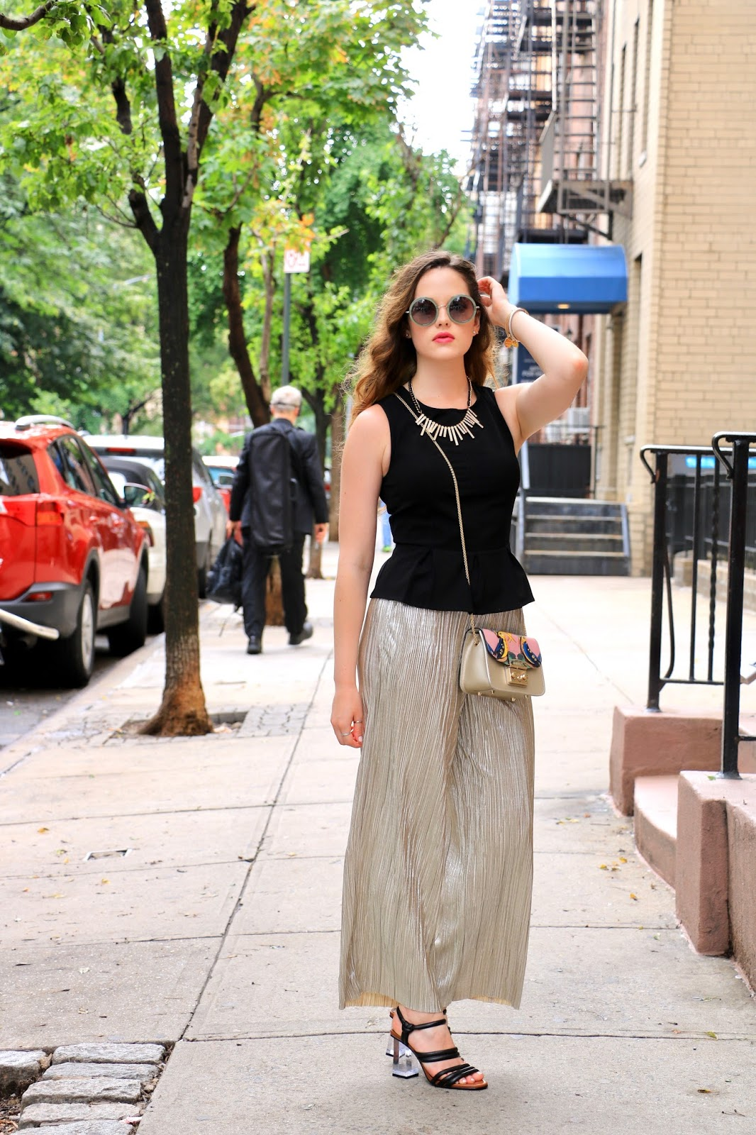 nyc fashion blogger Kathleen Harper's summer street style