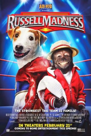 Russell Madness [2015] [DVDR] [NTSC] [Latino]