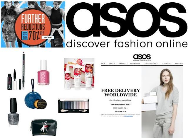 Asos - Beauty & fashion