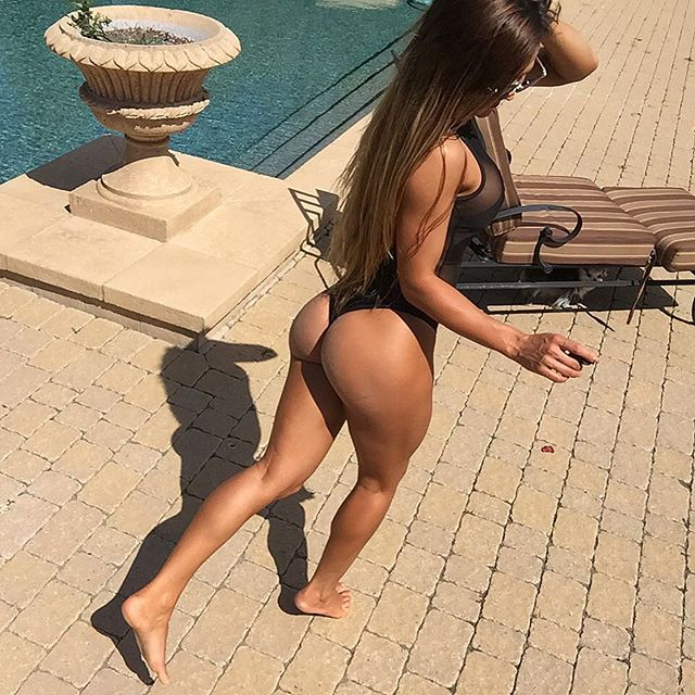 Fitness Model Julia Gilas 7