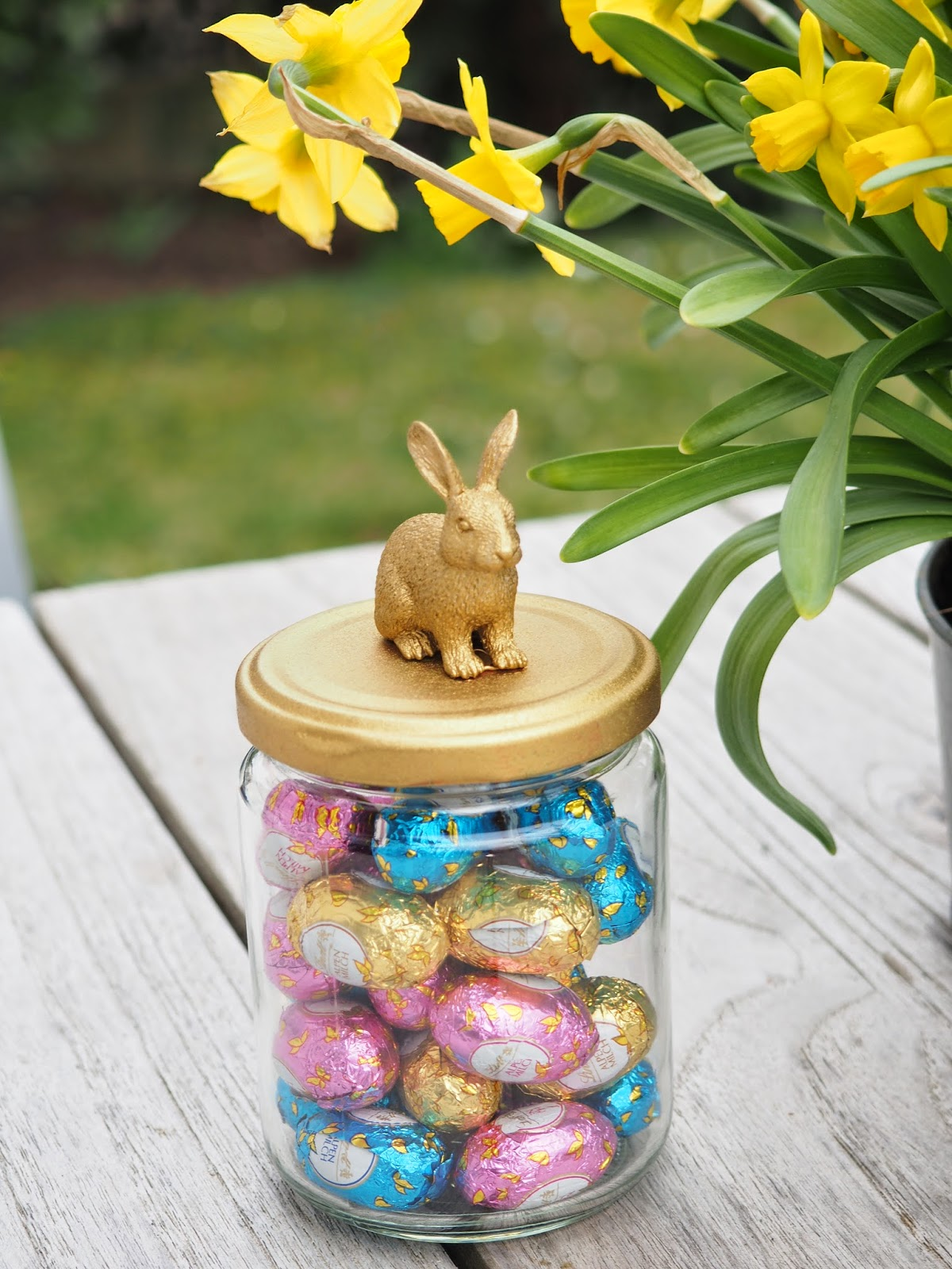 oster-diy-hase-glas