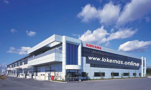 Peluang Kerja di bagian Operator Produksi PT Koyama Indonesia (Lulusan SMA/SMK/Setara)