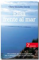 Elisa frente al mar. Clara Asunción García