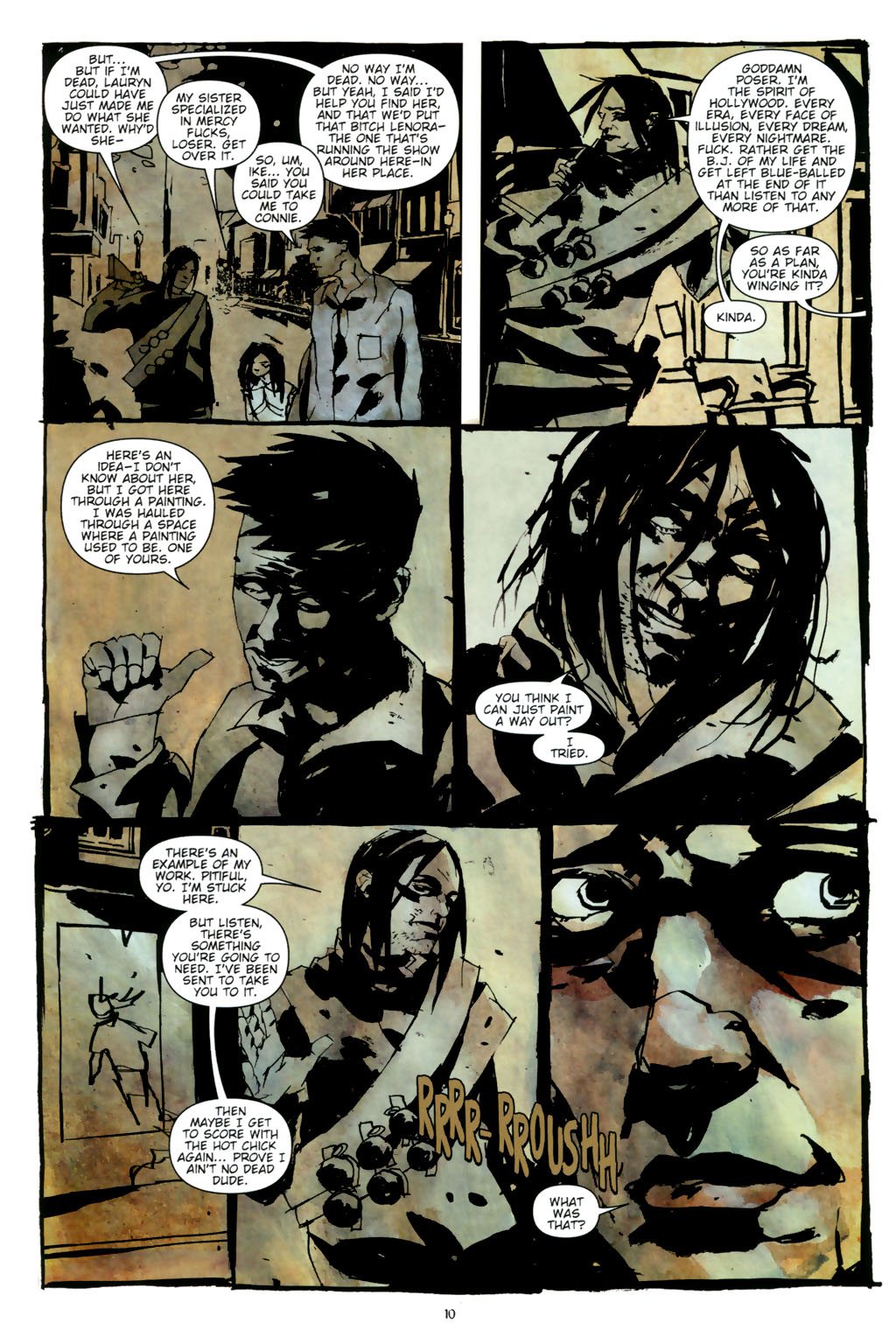 Read online Silent Hill: Dead/Alive comic -  Issue #3 - 12