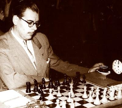 El ajedrecista Antonio Medina García