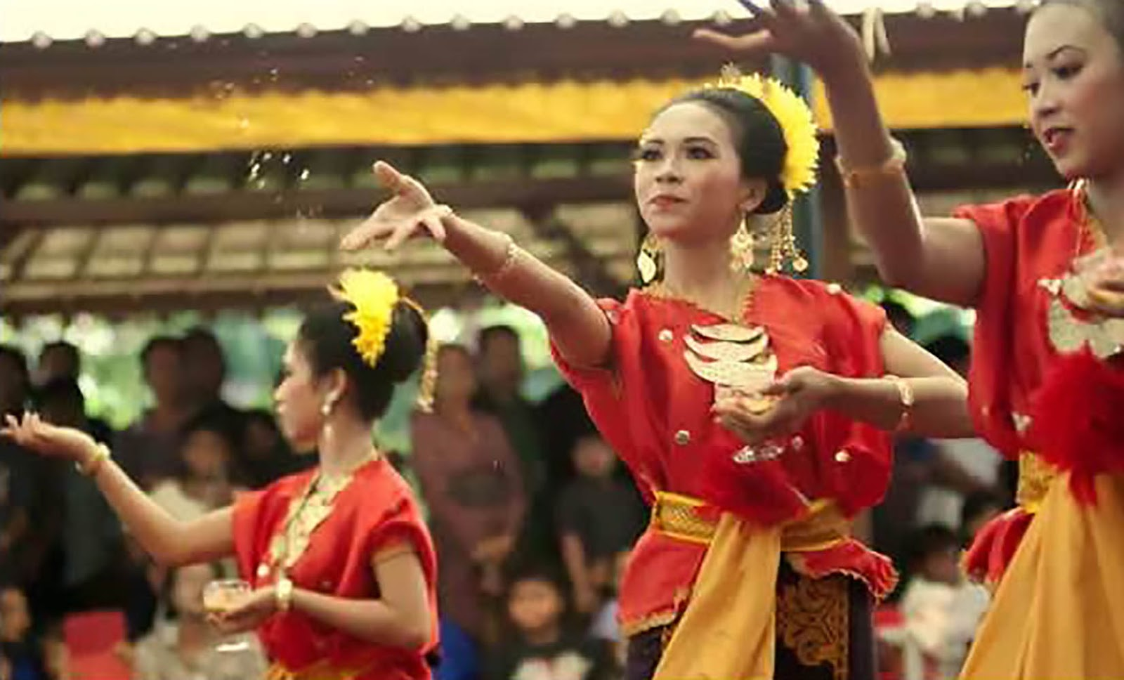 Tari Wura Bongi Monca, Tarian Tradisional Dari Bima Provinsi NTB