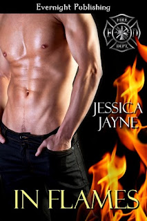 Spotlight & Giveaway: In Flames by Jessica Jayne