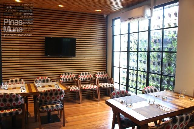 NEW Restaurant in Kapitolyo: Red Panda Bistro