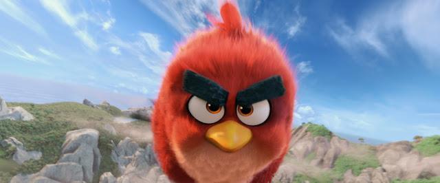 CONCURSO: Participa por un muñeco RED original de #AngryBirdsLaPelícula