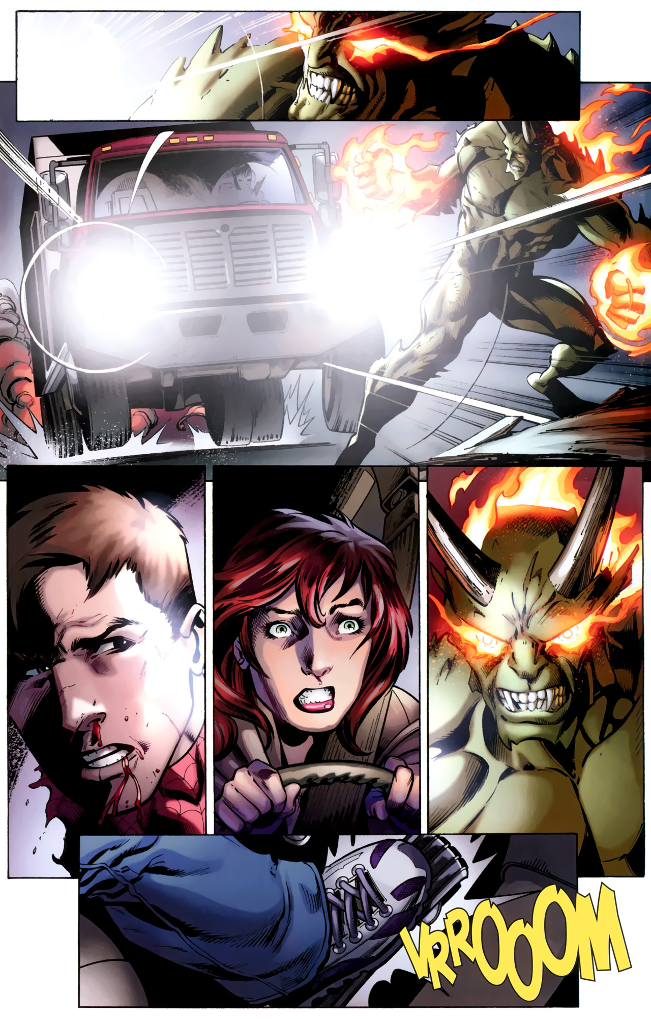Read online Ultimate Spider-Man (2009) comic -  Issue #160 - 20