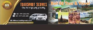 Bali 88 Tour & Travel, Rental Mobil, Rental Sepeda Motor