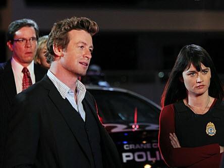 The Mentalist - Season 3 Episode 13 : Red Alert