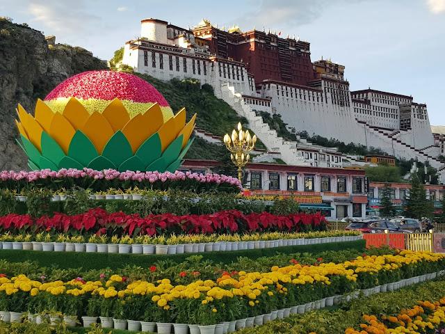 Tibet, Alexander Martínez de Mochila Expres
