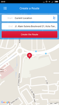 Aplikasi Hudway, Pemandu Perjalanan Mudik Lebaran