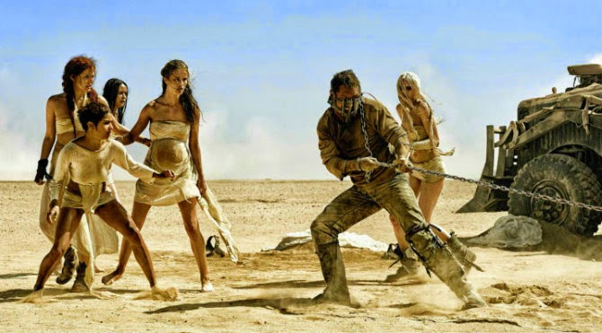 FURY ROAD REVIEW [SPOILERS] - WHO KILLED THE WORLD?   A Space Blogyssey