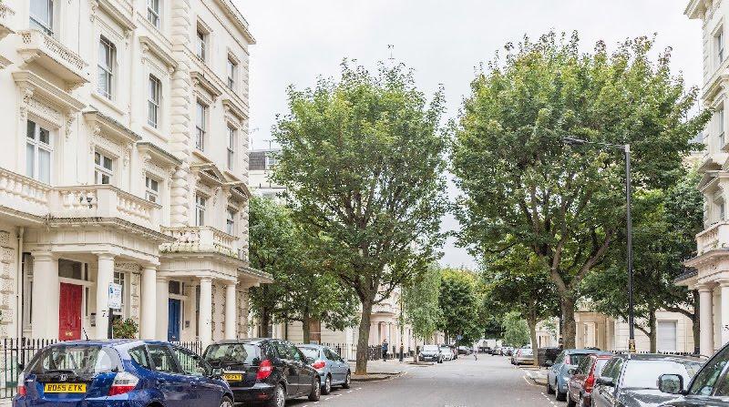 Dormire nelle case più belle di Londra: Victorian Garden Pimlico