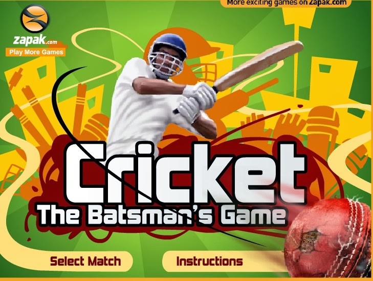 Cricket Batsmans Game