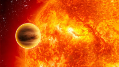 Creationists can expect evidence from exoplanets of young universe.