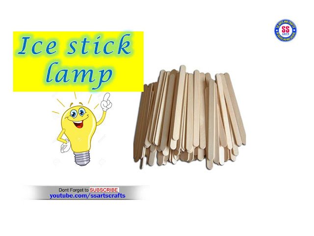 Here is ice cream stick craft ideas,popsicle stick craft ideas,art and craft for kids,popsicle stick crafts,how to make lamp from popsicle sticks,how to make hanging popsicle stick crafts at home,best out of waste out of ice cream sticks,kids projects out of popsicle sticks,how to make lamp out of ice cream sticks for home decor ssartscrafts nanduri lakshmi youtube channel videos