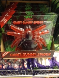 giant gummy spider
