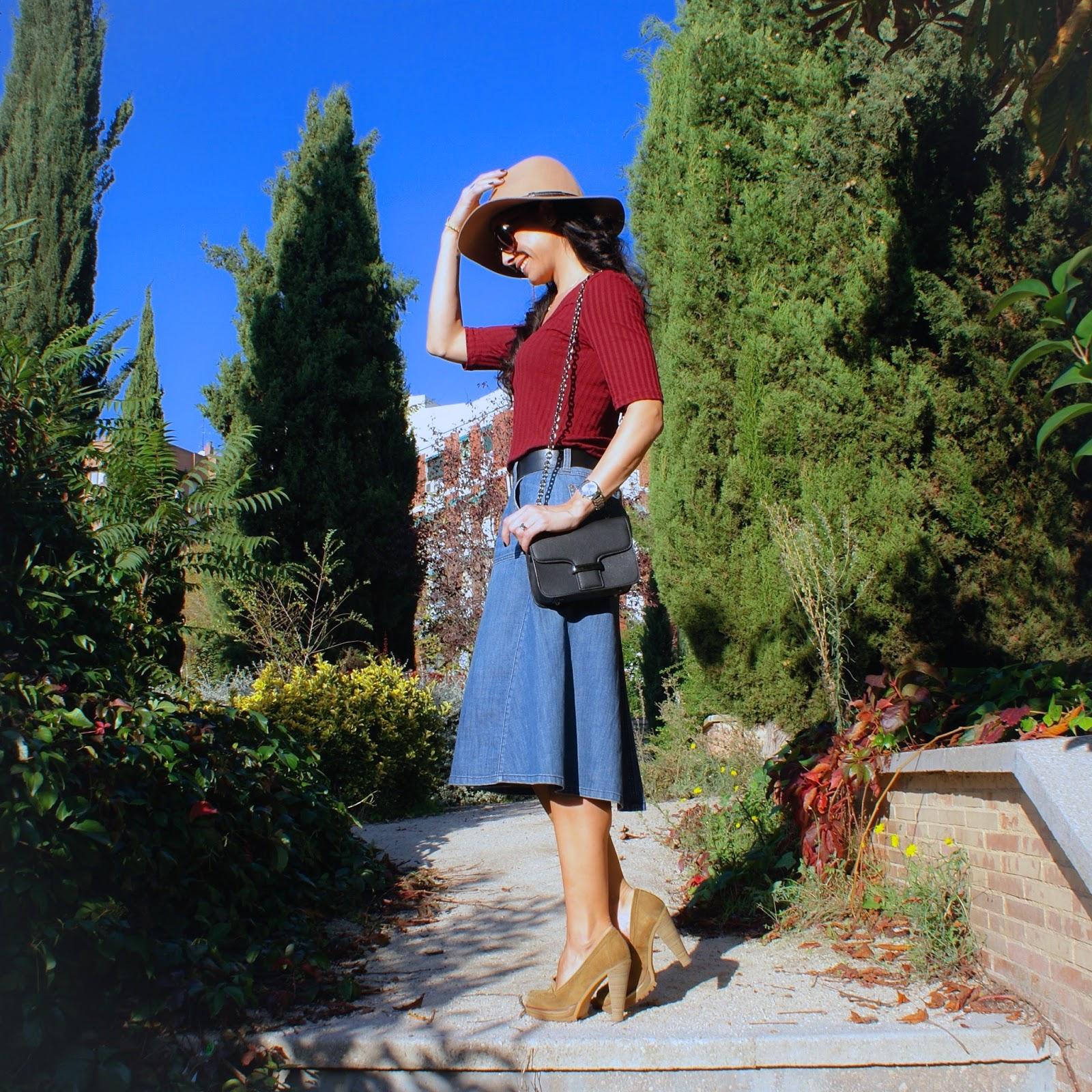 La caprichossa mi diario runner blog de moda belleza Bohemian style fashion blogs