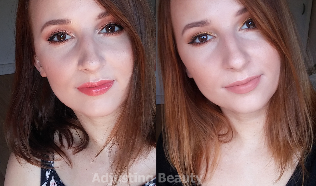 Review L Oreal Colorista Effects Balayage And Washout Peach Adjusting Beauty