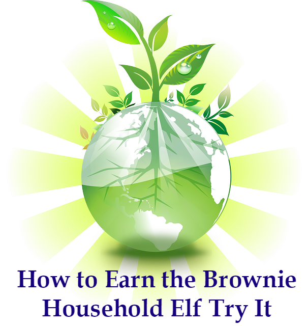 How to Earn the Brownie Household Elf Try It Badge Lesson Plan