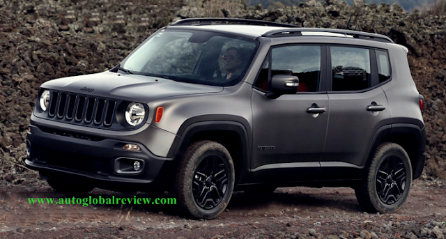 2017 Jeep Renegade Sport 4X4 SUV Rumors And Hot News