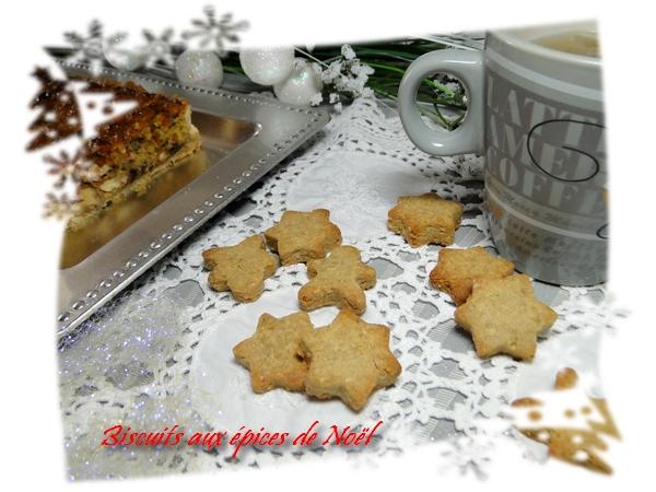 Biscuits de Noël sans gluten, sans lactose