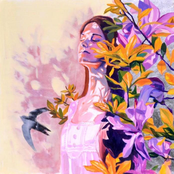 Польский художник. Anna Masiul-Gozdecka