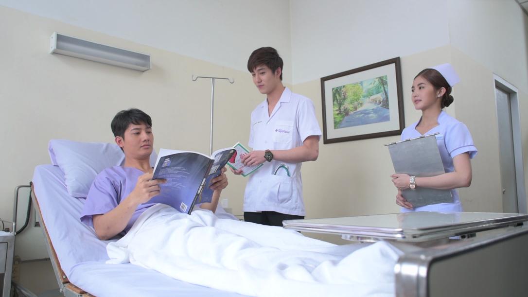 Top Twelve Drama Thailand I See You Subtitle Indonesia {Kwalai}