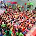 Celebración de los derechos del niño arriba a su tercer año
