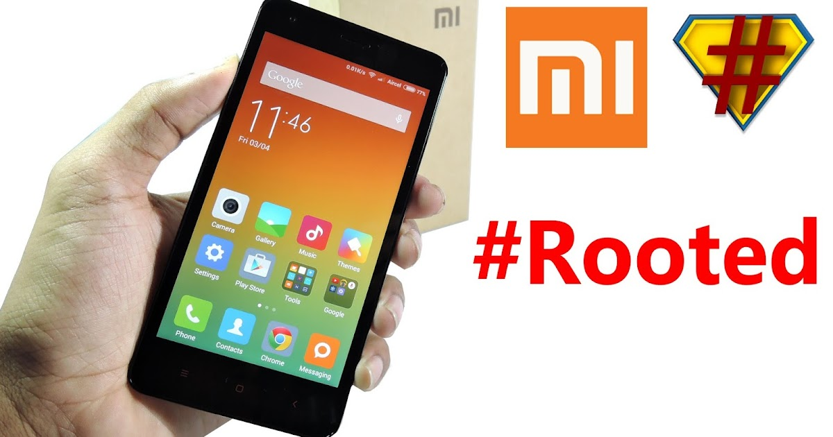 Cara Root dan Pasang TWRP Xiaomi Redmi Note 2 Dengan PC ...
