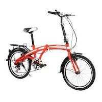 Sepeda Lipat Twist Shimano