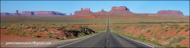 Photo de l'Ouest des Etats-Unis
