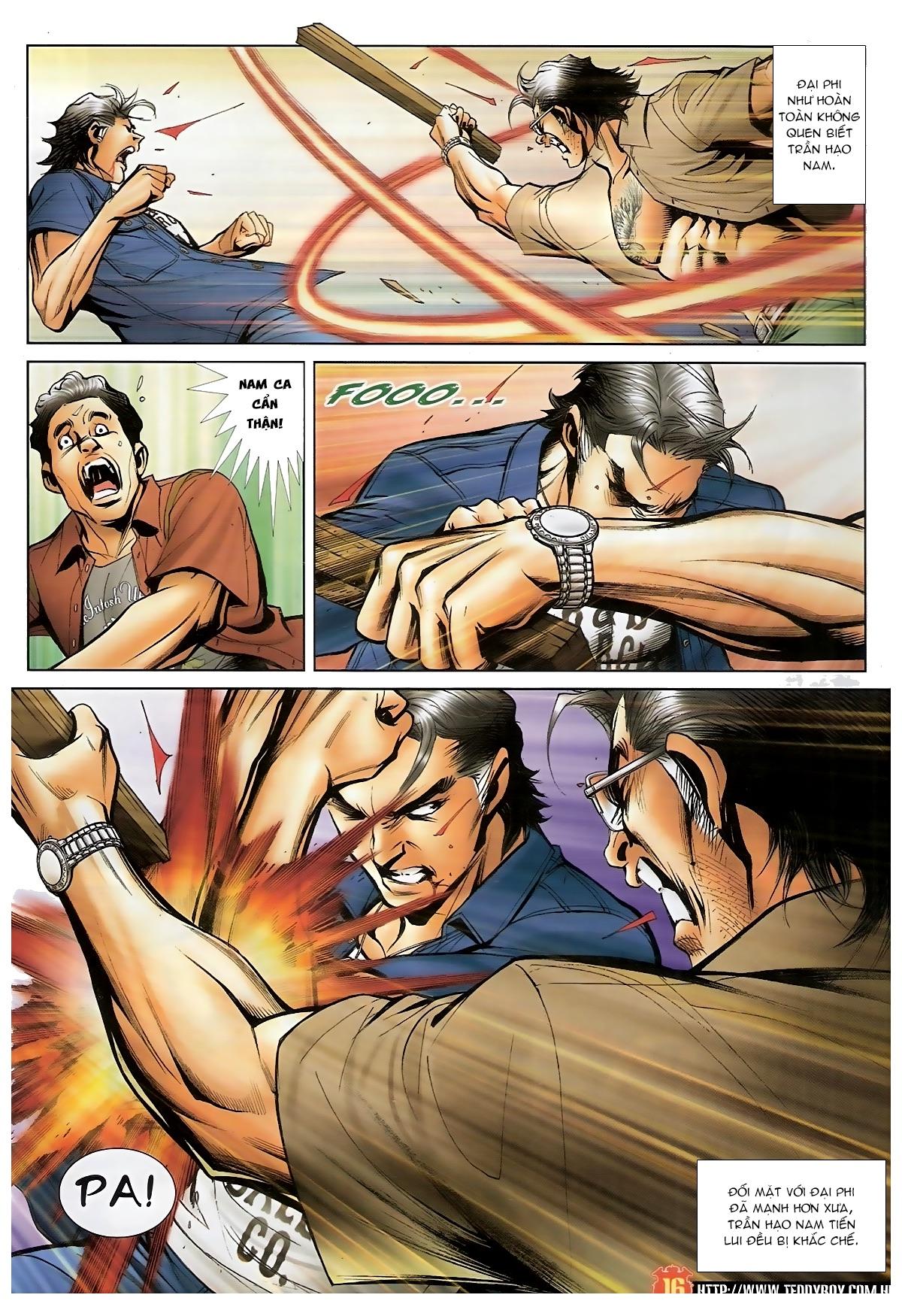 Người Trong Giang Hồ - Chapter 1545: Mượn dao giết người - Pic 15