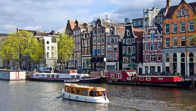 Roteiro de 1 dia em Amsterdã