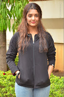 Actress Ritika Singh Stills at Guru Movie Success meet  0024.JPG