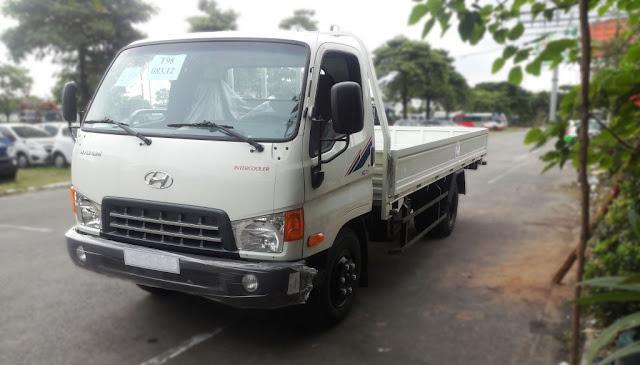 Hyundai HD120s Đô thành thùng lửng