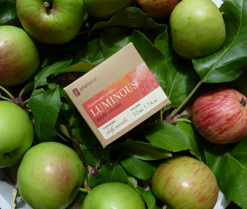 phenome krem z estraktem z jabłek
