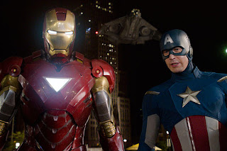 Iron Man & Captain America, Avengers Assemble