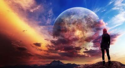 Skenario Proses Hancurnya Bumi
