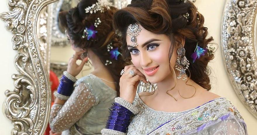 Krystle Dsouza Hd Wallpaper Kashee S Sensational Bridal Hairstyling Amp Makeup By Kashif