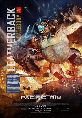 Pacific Rim: Poster | A Constantly Racing Mind