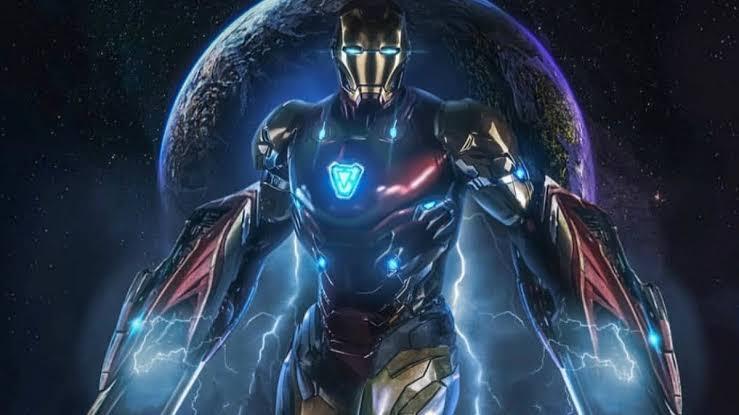 Designer de Vingadores: Ultimato revela imagem detalhada da última armadura do Homem de Ferro
