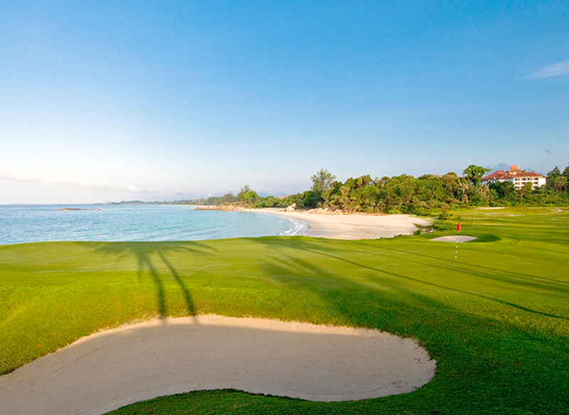 bintan lagoon resort jack nicklaus sea view golf course