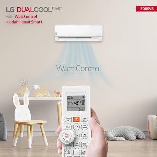 cara setting remot ac lg dual inverter, cara setting remote ac lg smart inverter