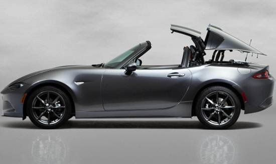 Mazda Announces MX-5 Miata RF Launch Edition